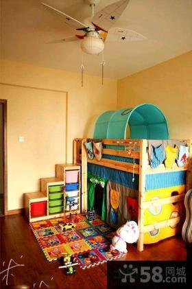 家庭设计儿童房图片大全欣赏