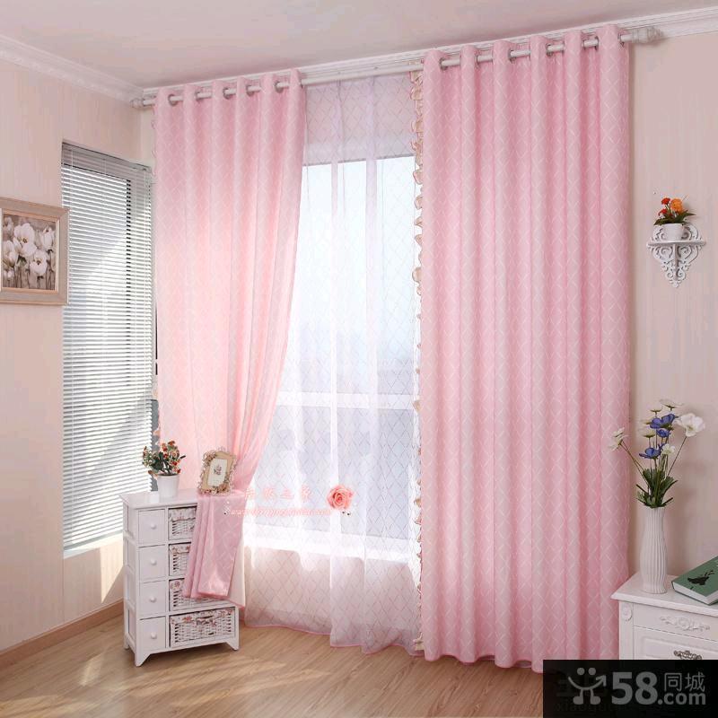 现代风格客厅窗帘效果图片欣赏
