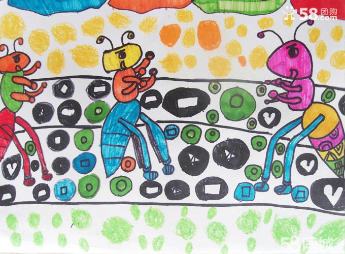 脑图思维绘画 创意水粉画 联想素描任
