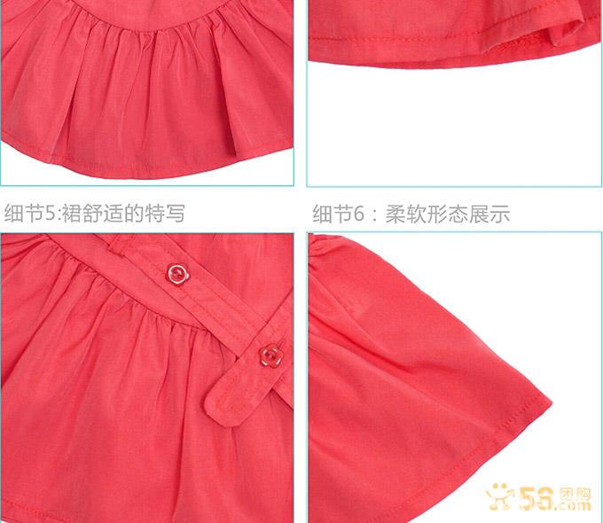 【全国包邮】六一儿童装公主裙女童短裙夏装新