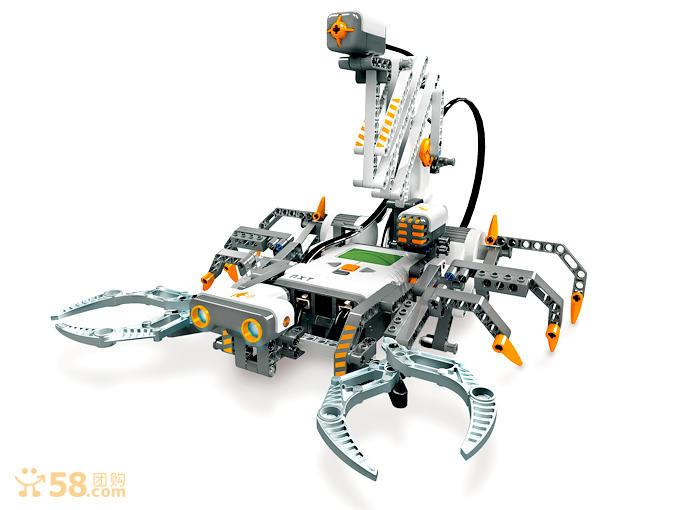 乐高机器人图片大全 乐高机器人 乐高机器人搭建图纸