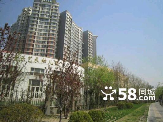 望京花园东区实景图