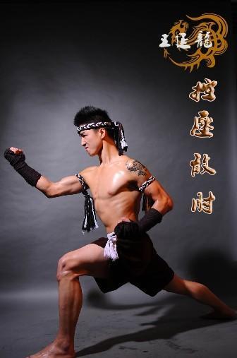 式 控压敌肘 天津龙脉古泰拳馆图片