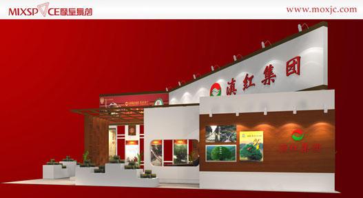 深圳、广州参展展台设计搭建我如何实现省钱