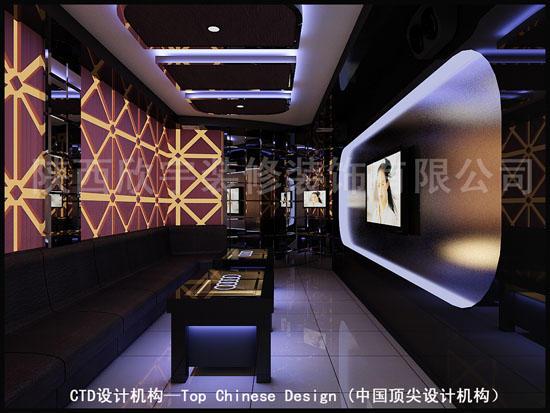 详细内容ktv大堂设计陕西欣宇装修装饰有限公司ctd设计机构-