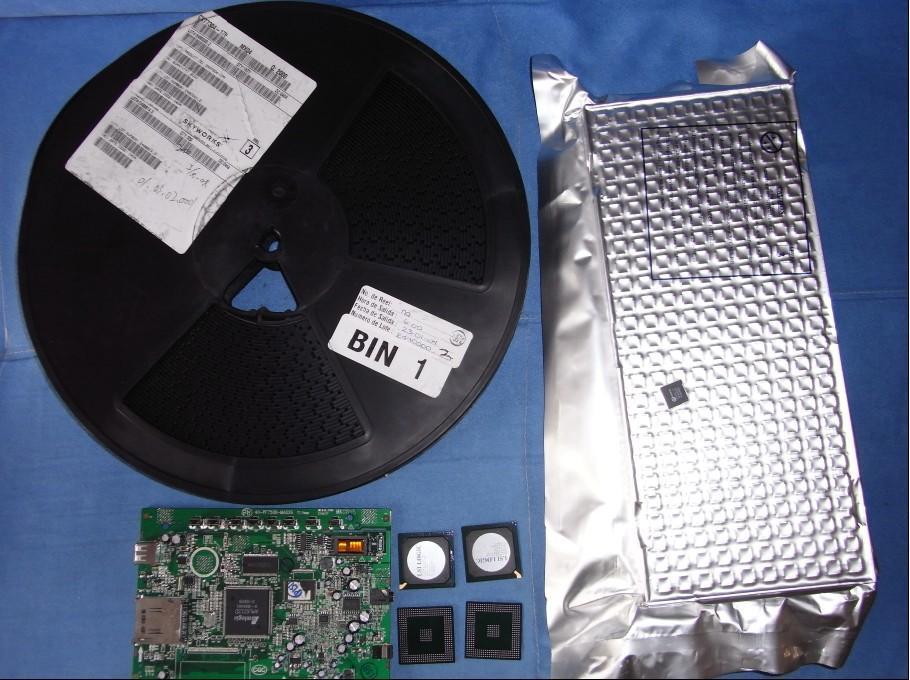 电子元器件 深圳市飞林物资回收