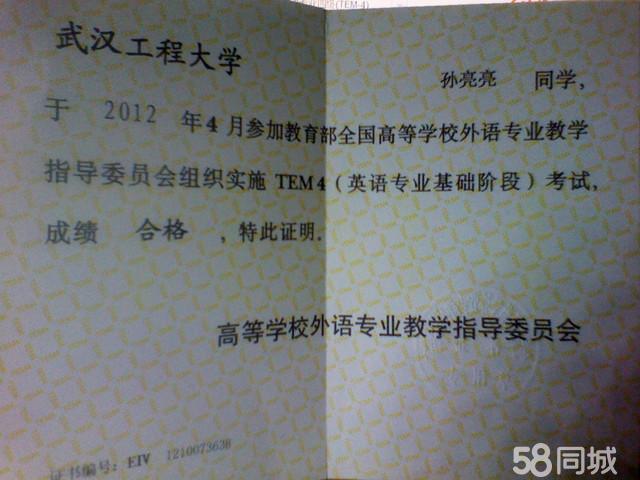 大学英语六级考试(cet-6)