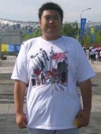 胖刺猬 北京交友:28岁白羊座 186cm男生