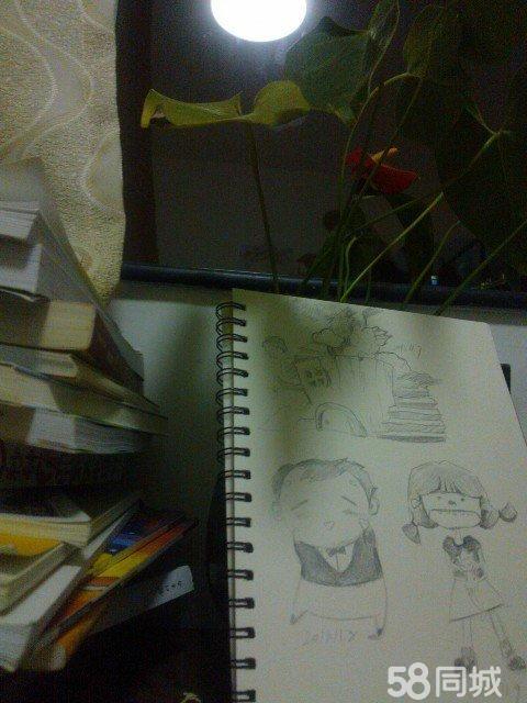 幼儿园中班美术简笔画