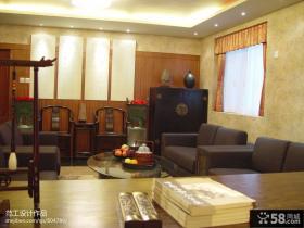 最新东南亚风格客厅装修效果图大全