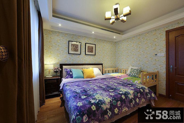 卧室装修地中海风格