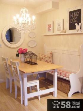 小餐厅装修效果图 家庭餐厅装修图