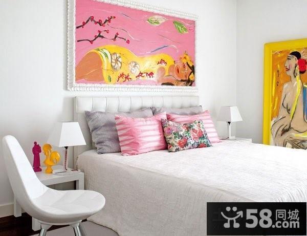 卧室欧式风格装修