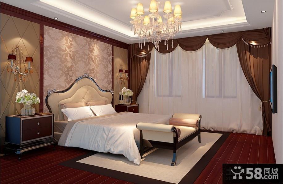 欧式古典卧室装修