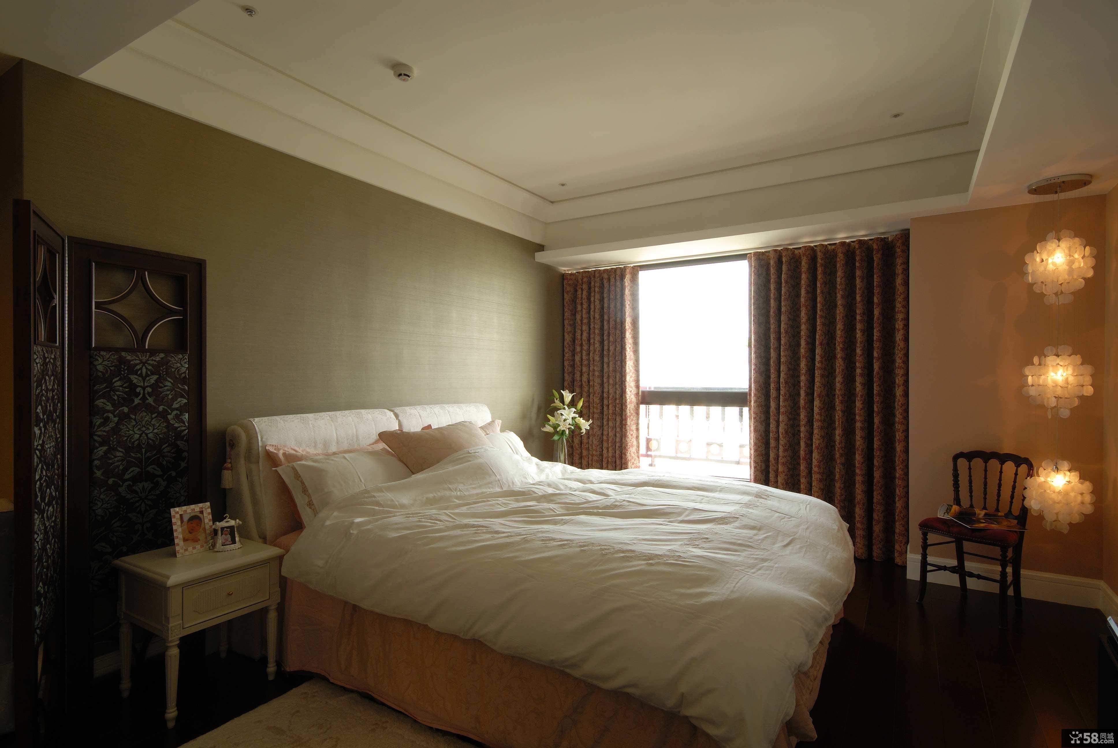 英式卧室装修