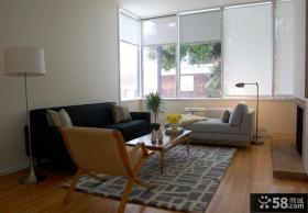 适合小户型客厅沙发图片