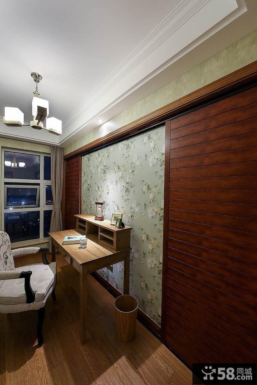 房屋装修效果图卧室