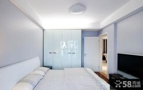 时尚美式三居装潢案例