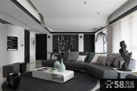 后现代设计四居室欣赏