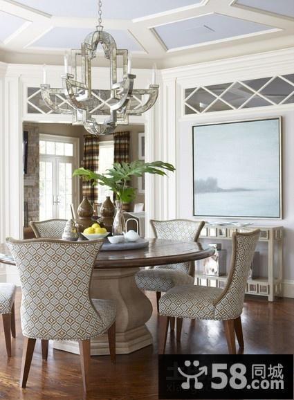 美式古典风格窗帘