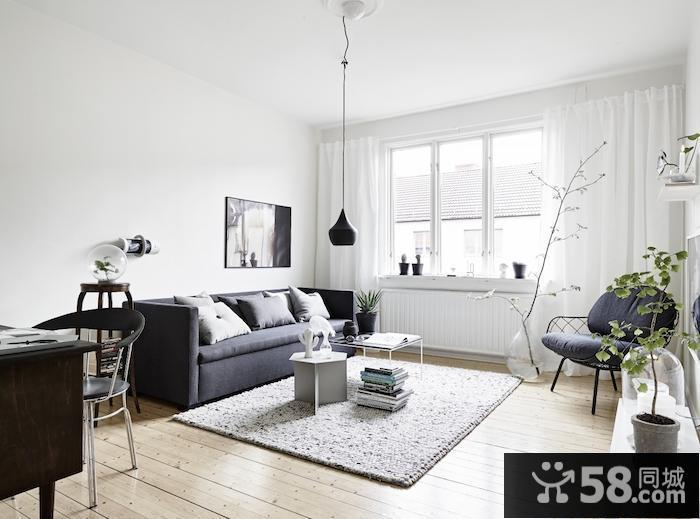 欧式风格的卧室