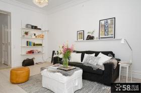 小户型客厅装潢设计效果图