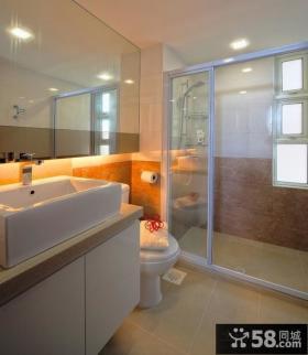 家庭卫生间装修效果图片