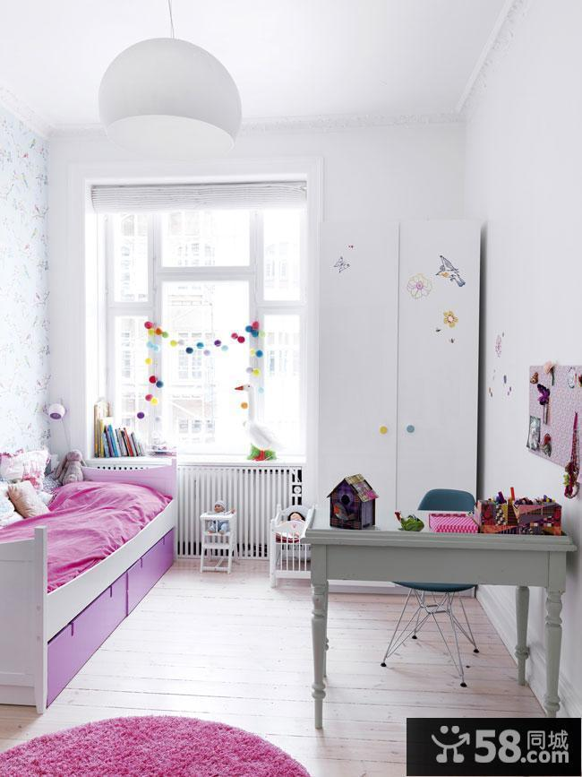 房间卧室吊灯图片欣赏