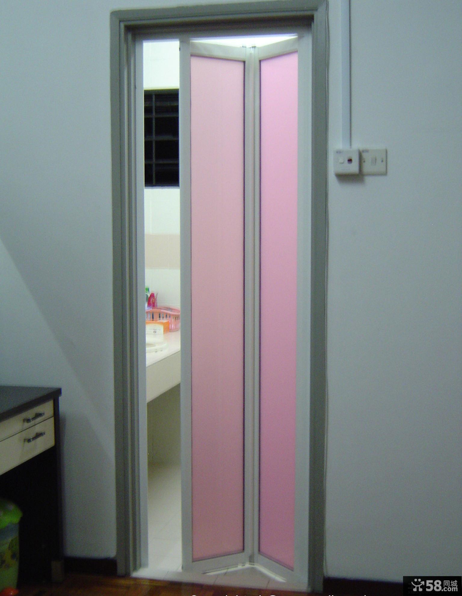 卫生间折叠门设计图