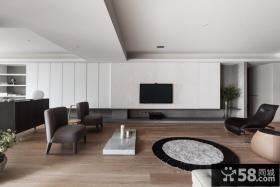 现代简约家居客厅