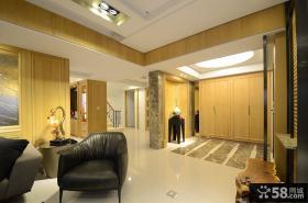 日式风格室内设计玄关图片欣赏