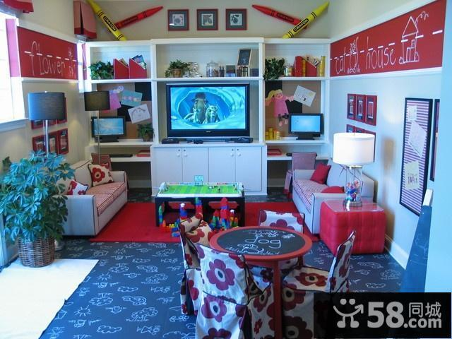 小户型客厅装修实例图