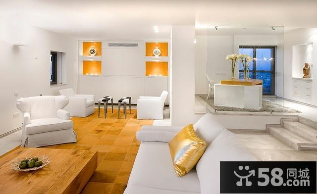 50平米小户型客厅装修