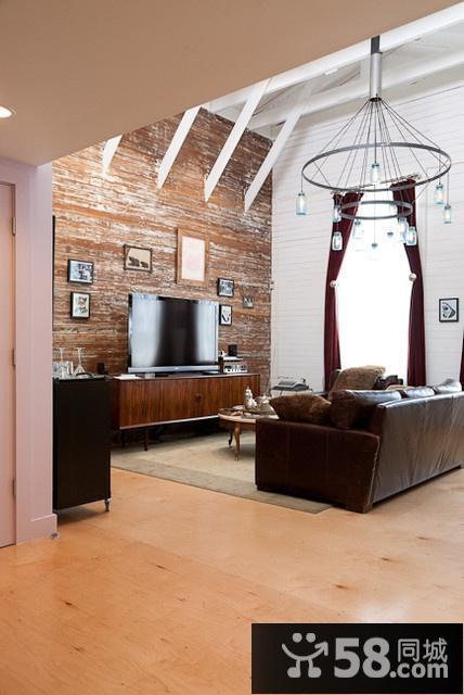 小户型客厅装饰图