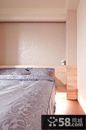 日式设计装修床头背景墙图片