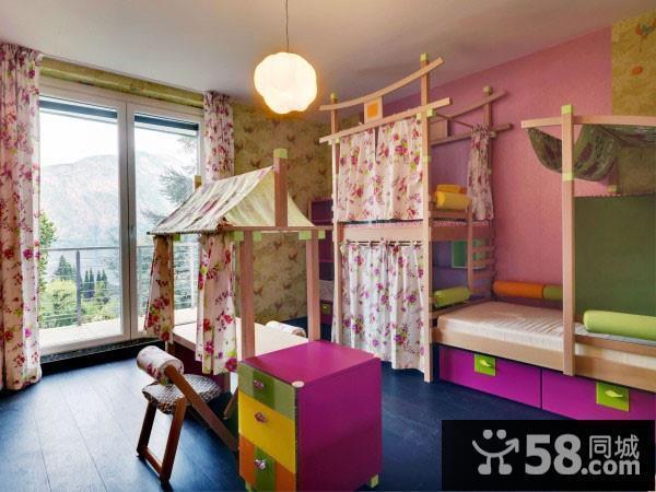 欧式卧室装修效果