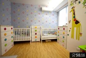 温馨儿童房装修效果图大全2014图片