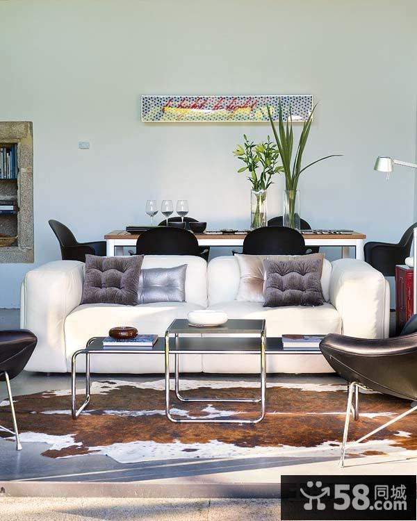 客厅装修欧式效果图欣赏