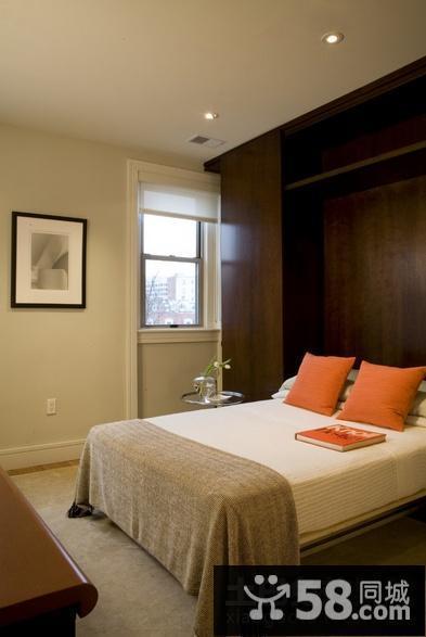 卧室步入式衣帽间设计