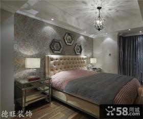 卧室吊顶灯设计效果图