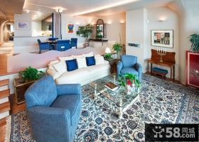 欧式客厅效果图大全2012图片