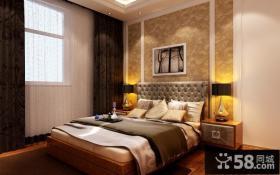 小卧室窗帘装修效果图片