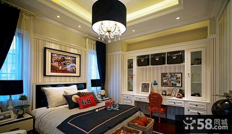心型卧室灯图片欣赏