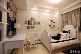 客厅软包电视背景墙效果图欣赏
