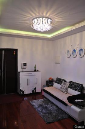 日式风格三居室内装修效果图