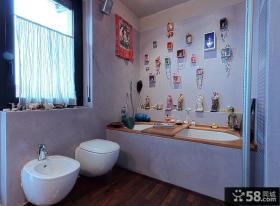 卫生间浴室装修图片欣赏