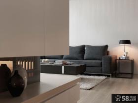 现代二居室装修效果图