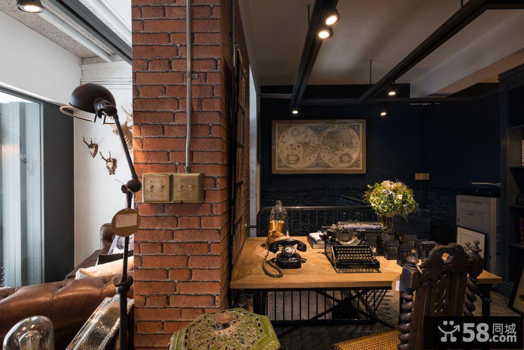 美式风格一居室图片大全欣赏