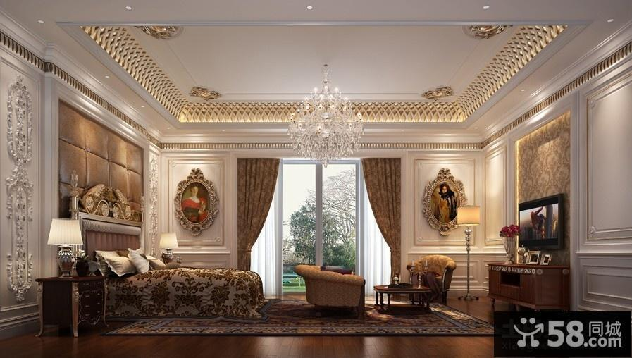 欧式客厅家具效果图