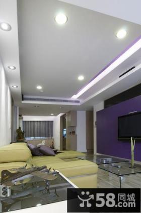 一居室简约风格设计